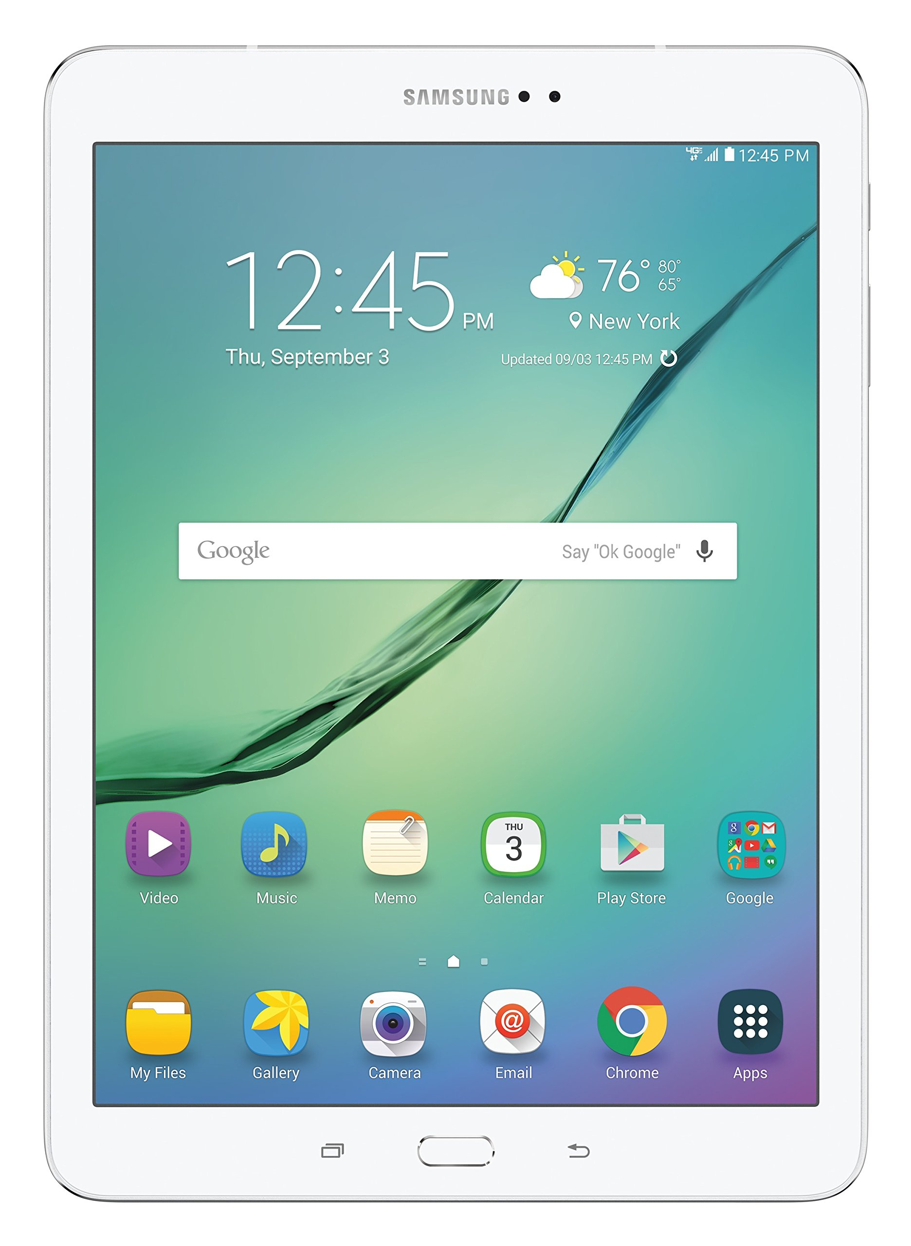 Samsung Tab S2, White 32GB (Verizon Wireless)