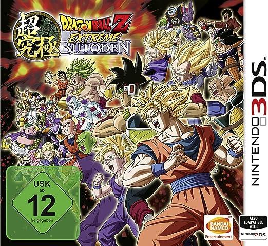 Namco Bandai Games DRAGON BALL Z: Extreme Butoden 3DS Básico ...