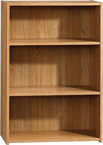 Sauder Beginnings 3-Shelf Bookcase