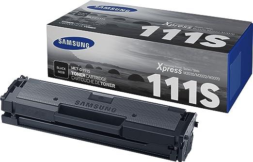372 opinioni per Samsung MLT-D111S/ELS Toner 111S, Nero