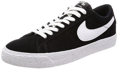 Nike SB Zoom Blazer Low, Chaussures de Skateboard Homme: