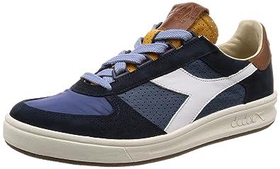 Diadora Heritage, Uomo, B Elite ITA, Pelle Nylon, Sneakers