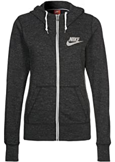 b7a00f11ca55 Nike Women s Gym Vintage Full Zip Hoodie at Amazon Women s Clothing ...