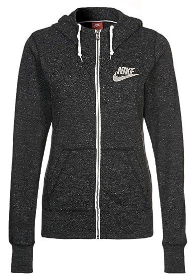 Nike Womens Gym Vintage Full Zip Hoodie at Amazon Women s Clothing store  4c1310bb5c