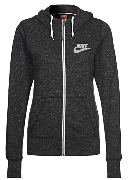 8cd803a50 Nike Womens Gym Vintage Full Zip Hoodie