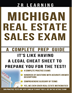 2018 Michigan PSI Real Estate Exam Prep Questions and