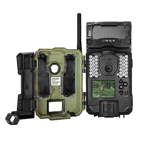 Spypoint LINK-S Verizon Solar Cellular Trail Camera