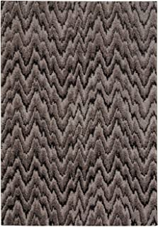 """product image for Capel Gravel-Flamestitch Ore 7' 10"""" x 10' 10"""" Rectangle Machine Woven Rug"""
