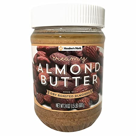 Image result for almond butter members mark