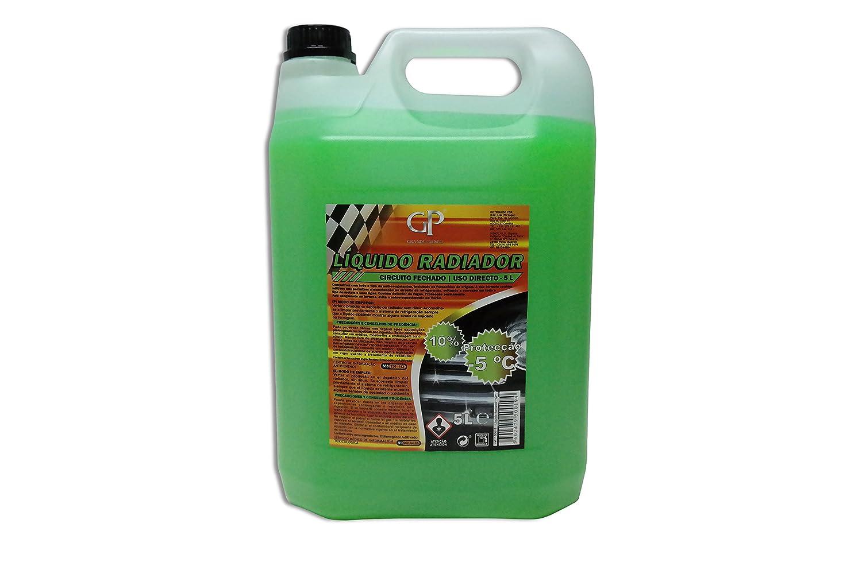 Ropre - Grande Premio - Liquido Radiador 5 Litros: Amazon.es: Coche y moto