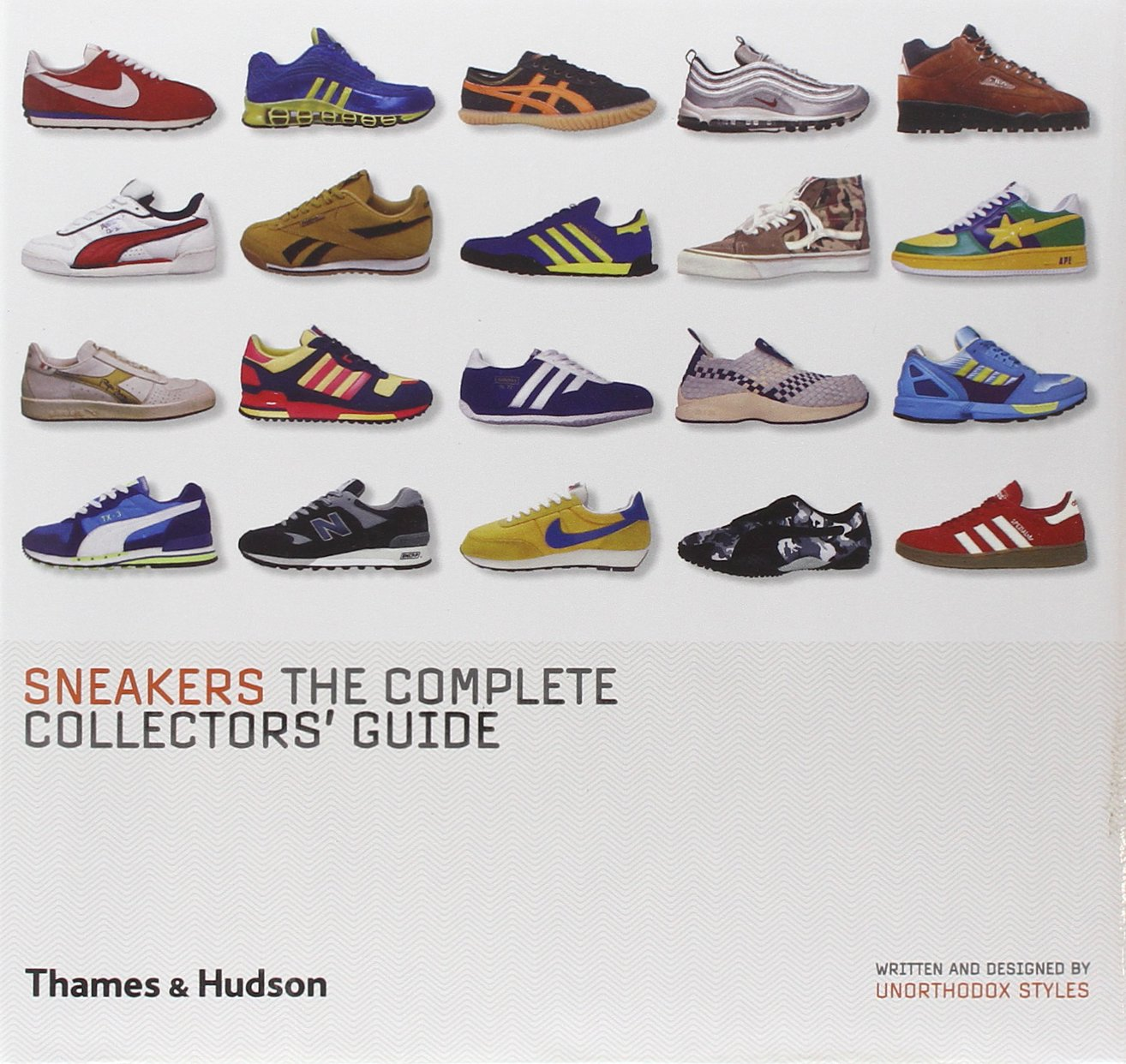 The sneaker coloring book pdf - Sneakers The Complete Collectors Guide Unorthodox Styles 8580001434353 Amazon Com Books