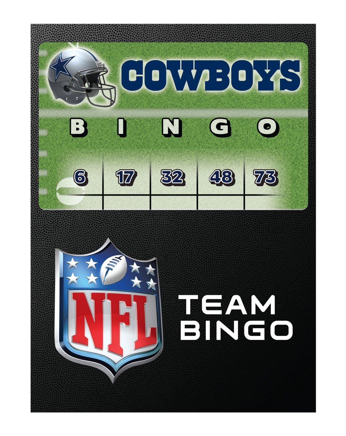 品質満点 NFL Dallas Dallas Cowboys Bingo Bingo NFL B0055BZRE8, タルトビア:64e5341d --- arianechie.dominiotemporario.com