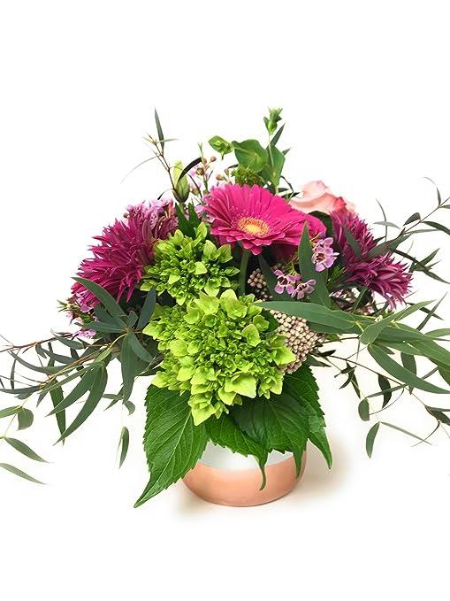 Amazon.com : Just Like Mom by Metro Florist - Fresh Flowers Hand ...