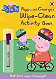 Peppa Pig: Peppa and George's Wipe-Clean Activity Book-