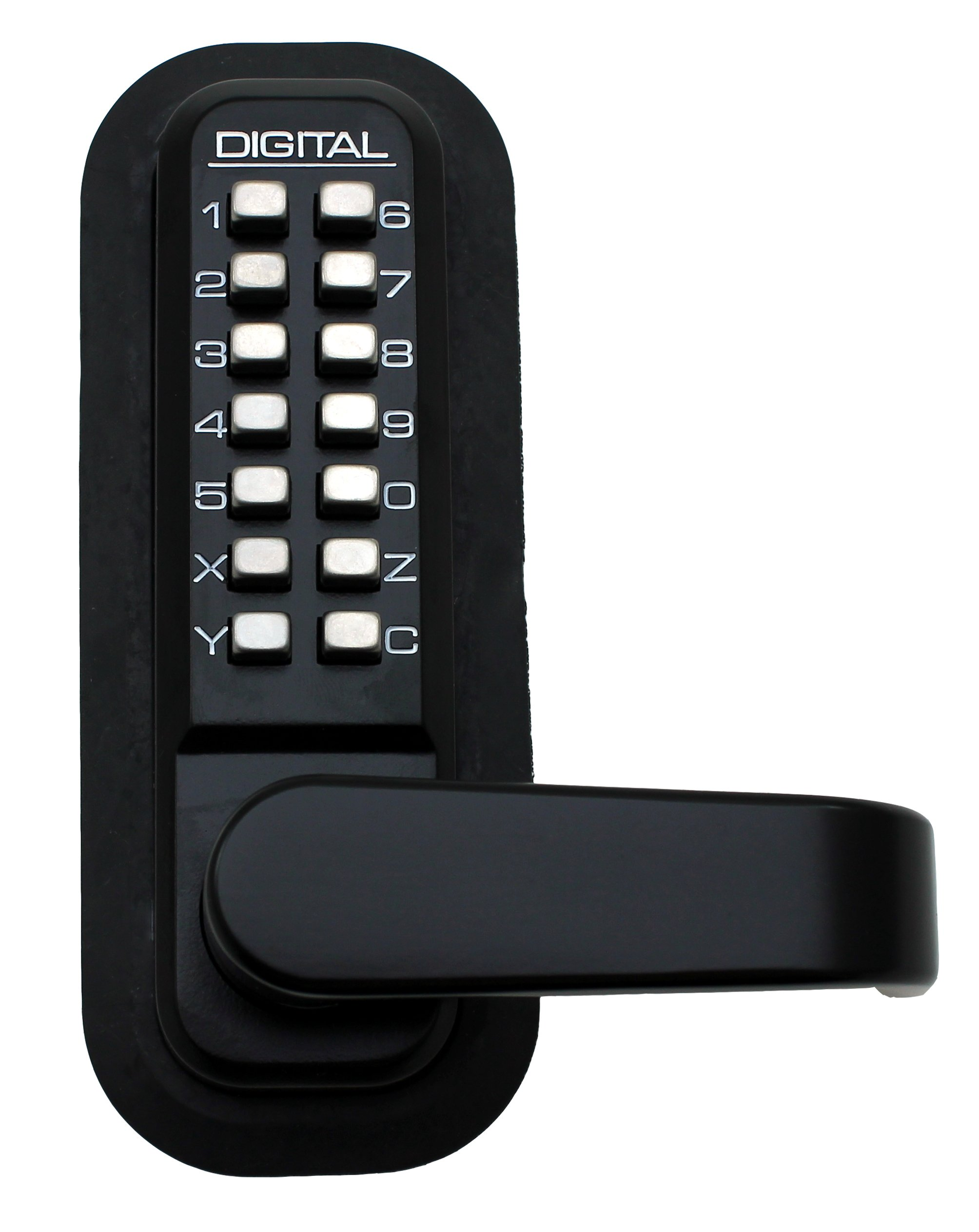 2835JBDC Mechanical, Keyless Lever Lock