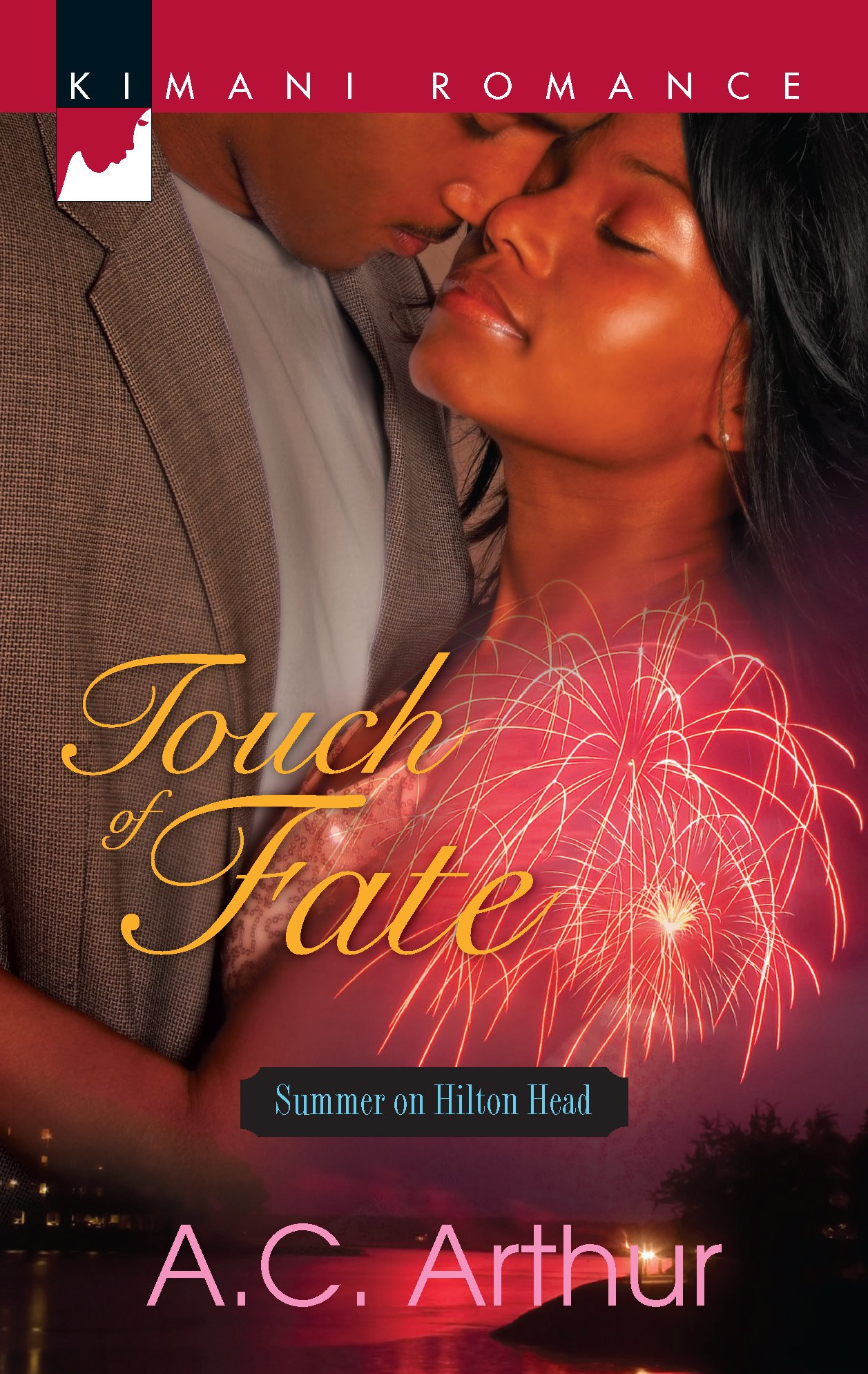 Download Touch of Fate (Summer on Hilton Head) pdf