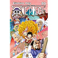 One piece. New edition: 80
