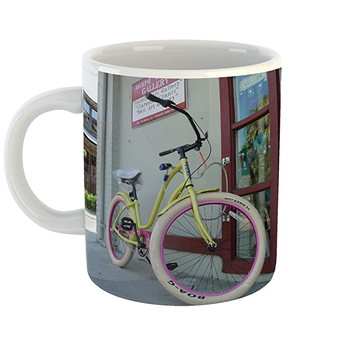 amazoncom westlake art bicycle vehicle 11oz coffee cup mug modern picture photography artwork home office birthday gift 11 ounce ab33 911df