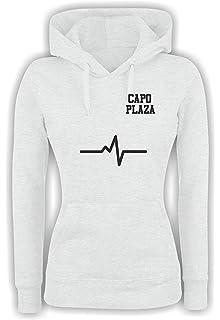0ad0daba86 Social Crazy Felpa Donna Girocollo Basic Top qualità Top vestibilità ...