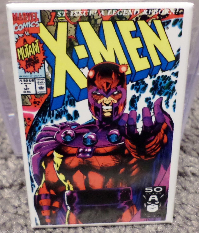 SD Wolverine Kühlschrank Magnet Marvel Comics
