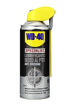 WD-40 39394/46 Lubricante Seco a PTFE, 400 ml: Amazon.es ...