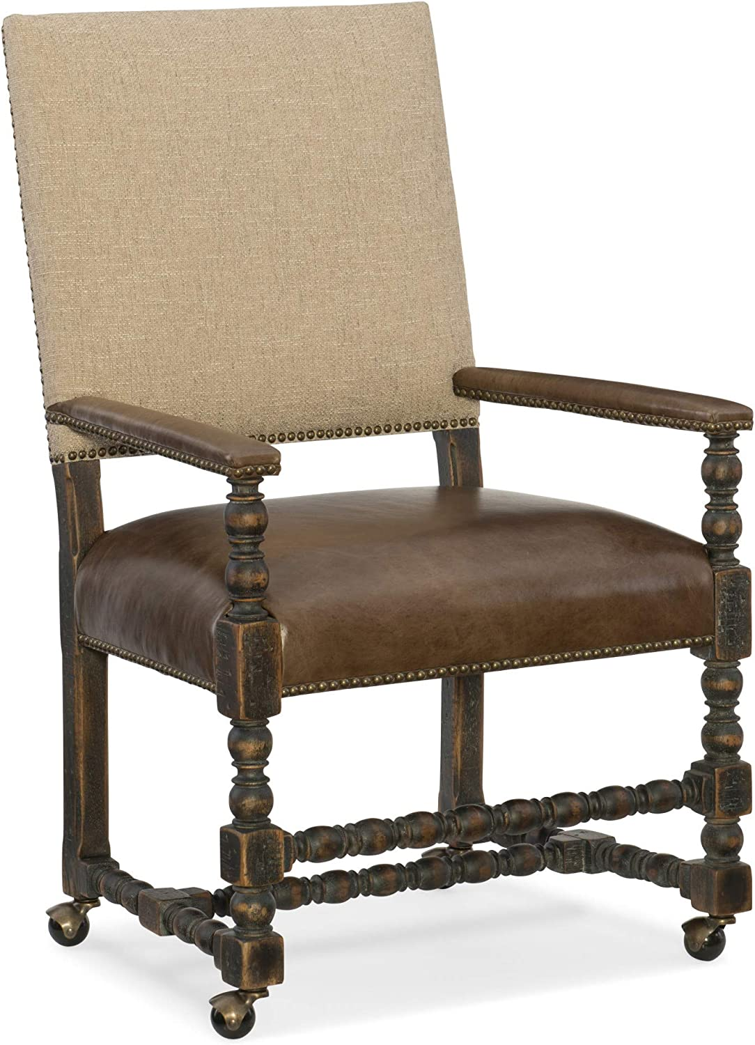Hooker Furniture Hill Country Comfort Castered Game Chair