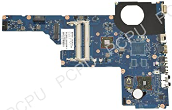 Compaq HP Pavilion G6-1000 Amd Motherboard, Tarjeta madre ...