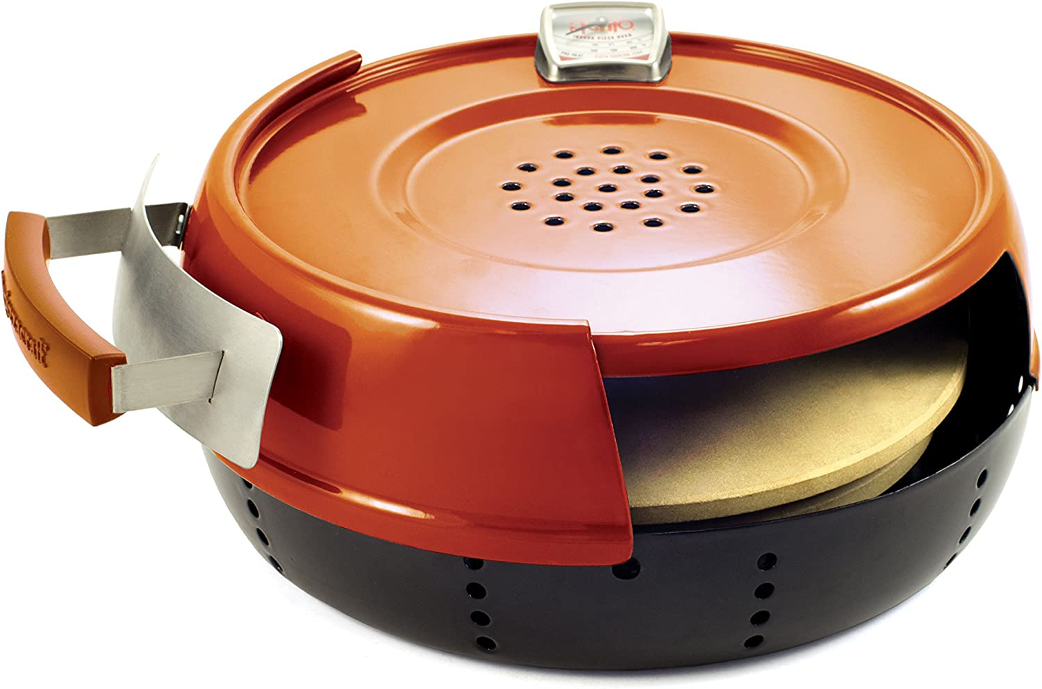 Top 10 Best Home Pizza Ovens Reviews in 2020 4