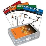 Conos FitDeck - ejercicio cartas (26 tarjetas)