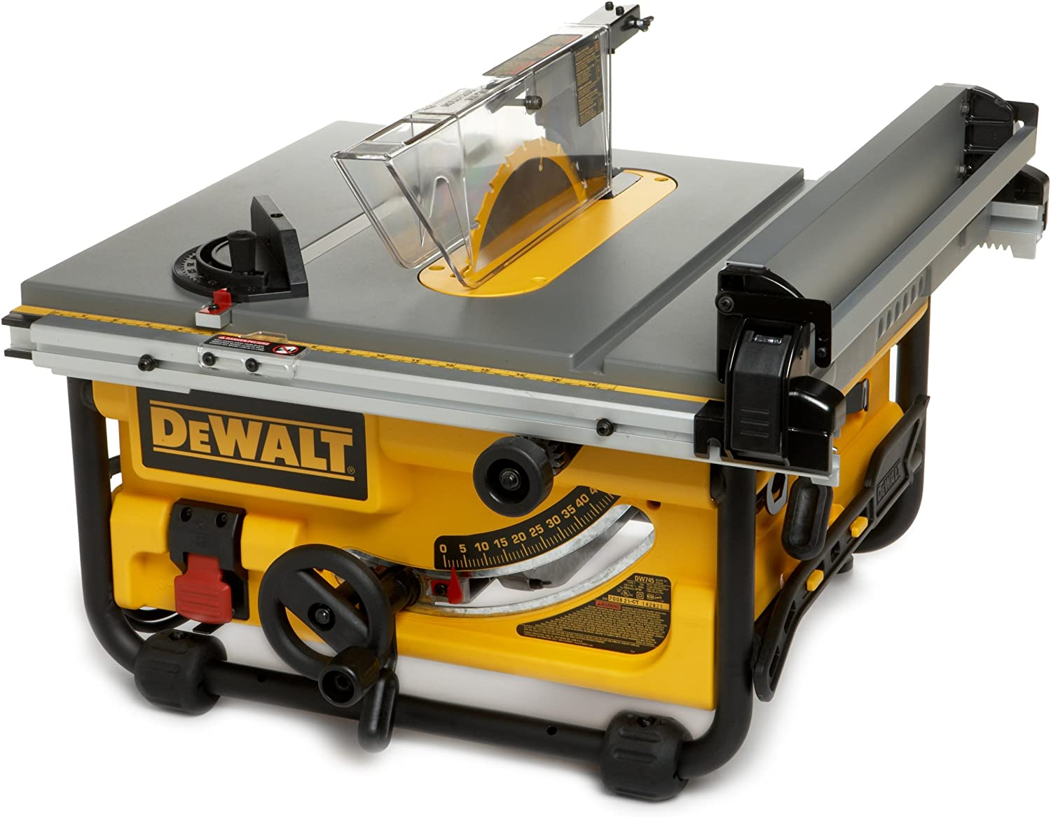DEWALT DW745R 10-Inch Table Saw Certified Refurbished