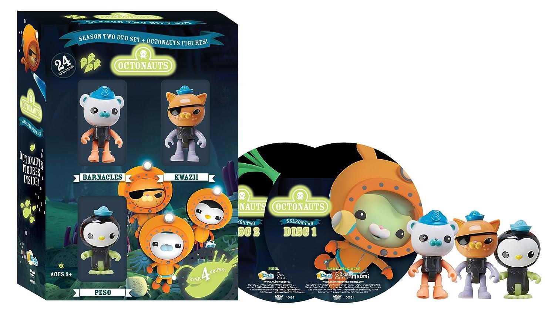 Amazon.com: Octonauts: Season 2 With Toys: Ross Breen, Darragh O ...
