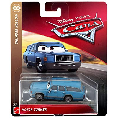 Disney Pixar Cars Motor Turner: Toys & Games