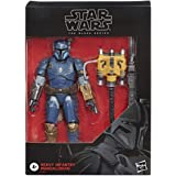 Star Wars The Black Series Heavy Infantry Mandalorian Toy 6-inch Scale The Mandalorian Collectible Deluxe Action Figure…