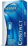 MANIX - Prservatifs CONTACT- x12