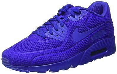dc2a0a4e39ea7 Nike Men's AIR MAX 90 Ultra BR Racer Blue Running Shoes-11 UK/India ...