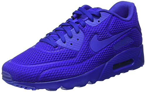 9b49bbf693b7 Nike Men s AIR MAX 90 Ultra BR Racer Blue Running Shoes-9 UK India ...
