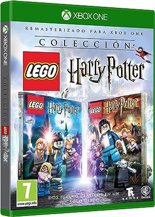 Lego Harry Potter Collection: Amazon.es: Videojuegos