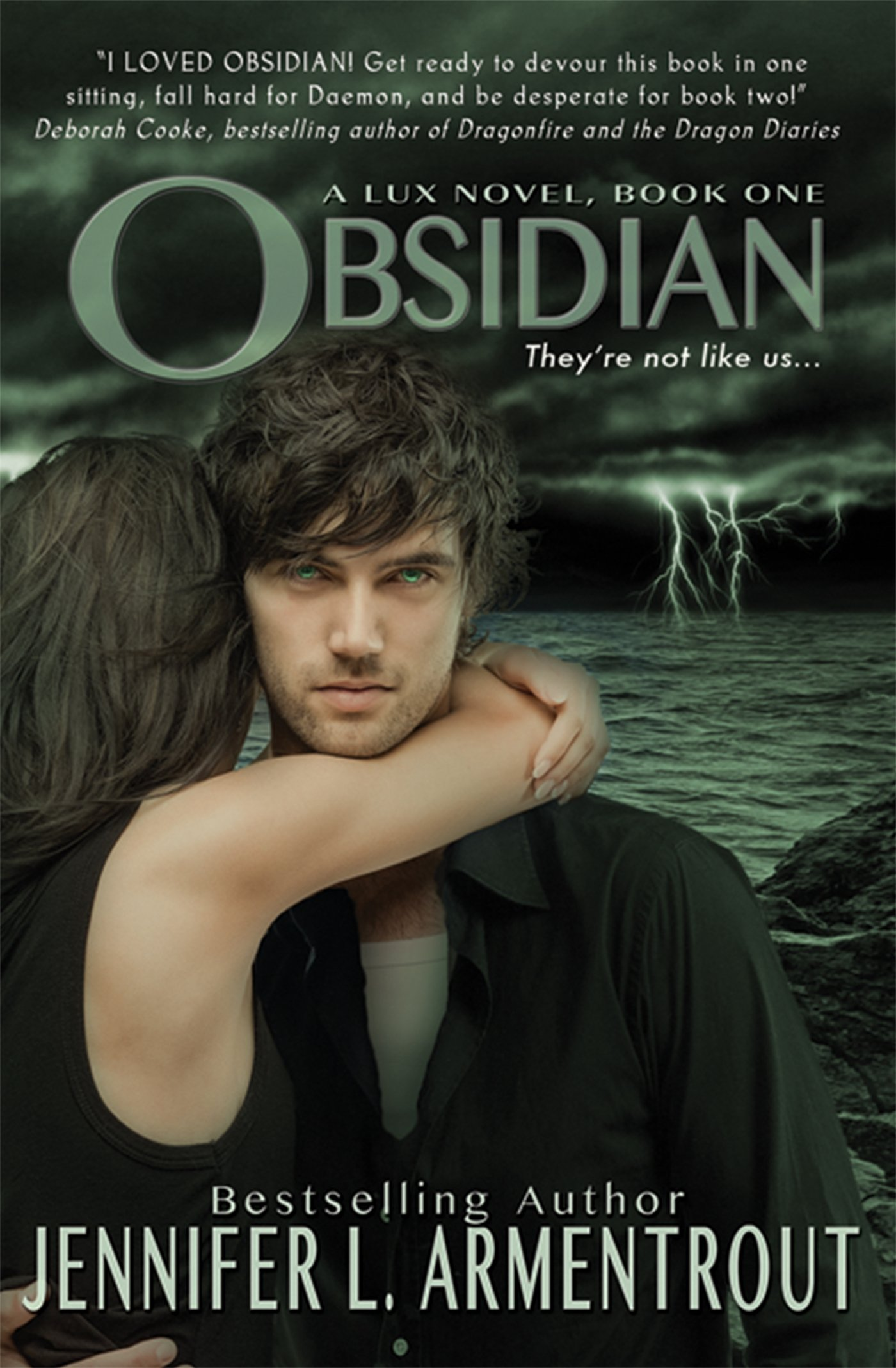 Image result for obsidian book cover
