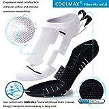 Unisex Performance Cushion Running Socks