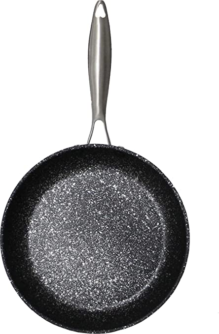 Bastilipo Pro 24 Sartén, Aluminio, Gris, 24 cm