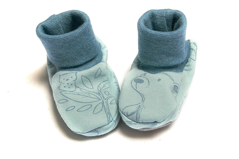 Baby Krabbelsocken Gr/ö/ße 16-21 Tierkinder