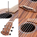 Caramel 30 inch 6 Strings CB204G All Solid Acacia