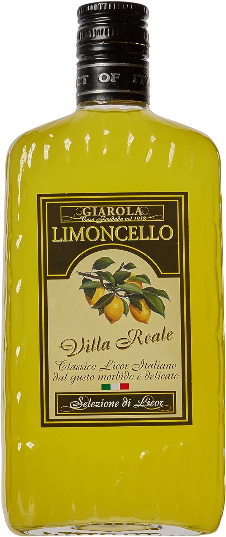 Giarola - Limoncello Villa Reale, 70cl, 30º: Amazon.es ...