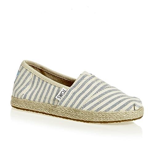 Toms Tiny Classic 13001D13 - Alpargatas de Lona para niños: Toms: Amazon.es: Zapatos y complementos