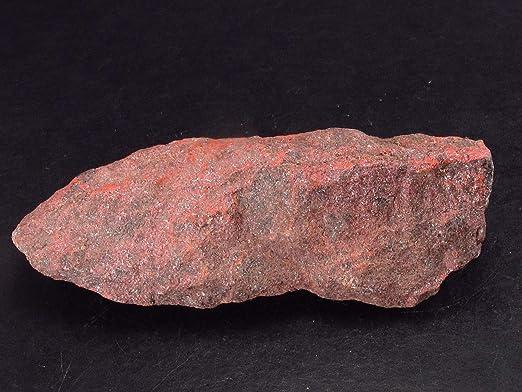 The Russian Stone Piedra Rusa de Color Rojo Raro de cinabrio de España – 6,8 cm: Amazon.es: Hogar