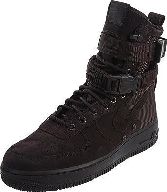 Nike Mens Sf Af1 Mid Basketball Shoe