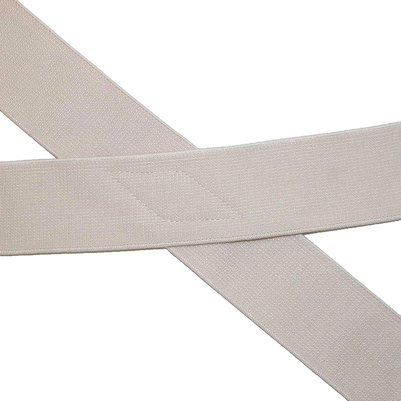 CTM Womens Elastic Undergarment Side Clip Maternity Braces