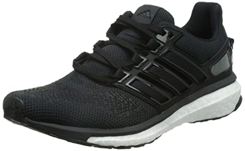 adidas Energy Boost 3, Scarpe Running Donna, Nero (Core Black/Dark DGH