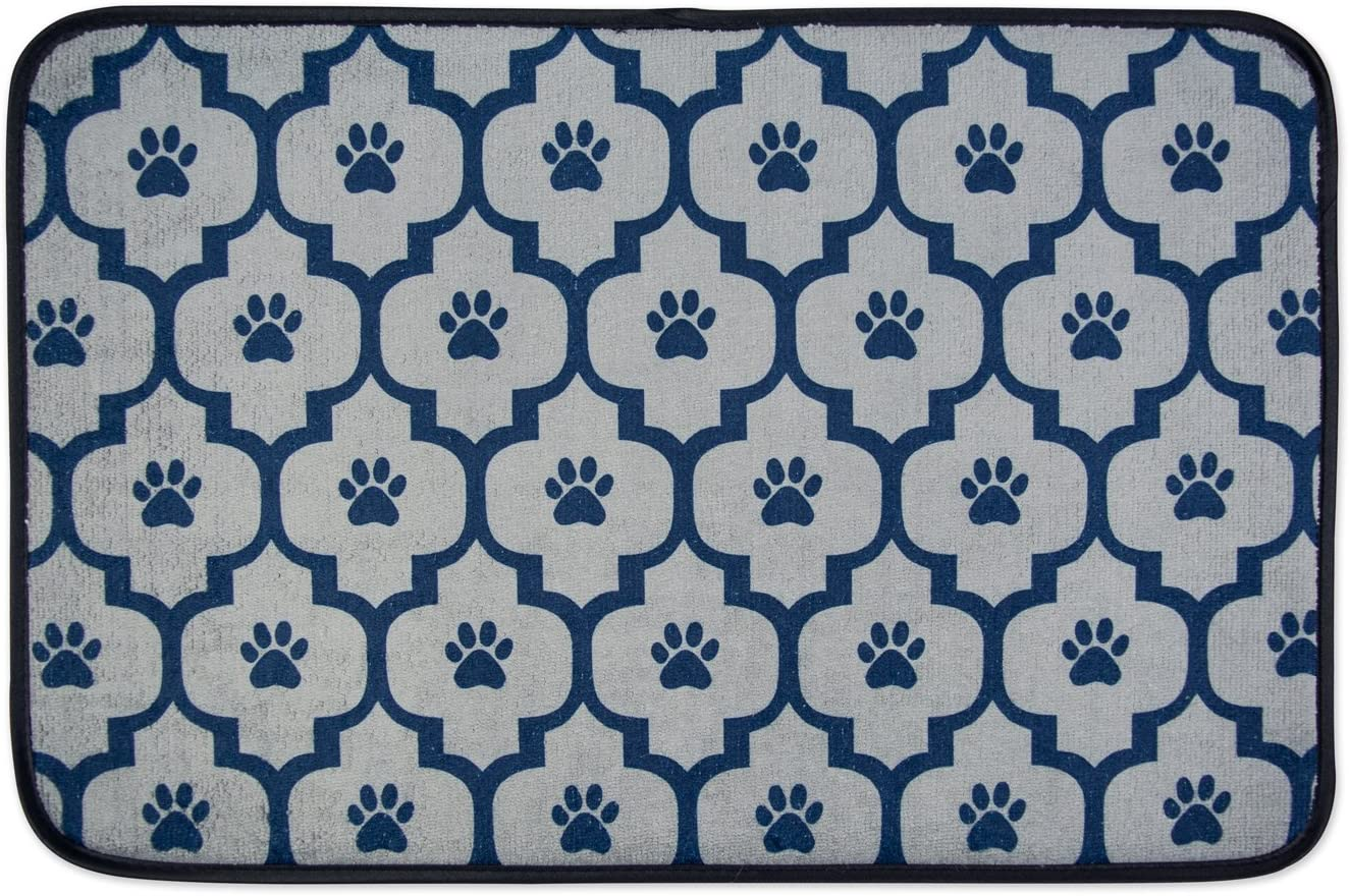 Bone Dry Machine Washable, Ultra Absorbent Pet Mat