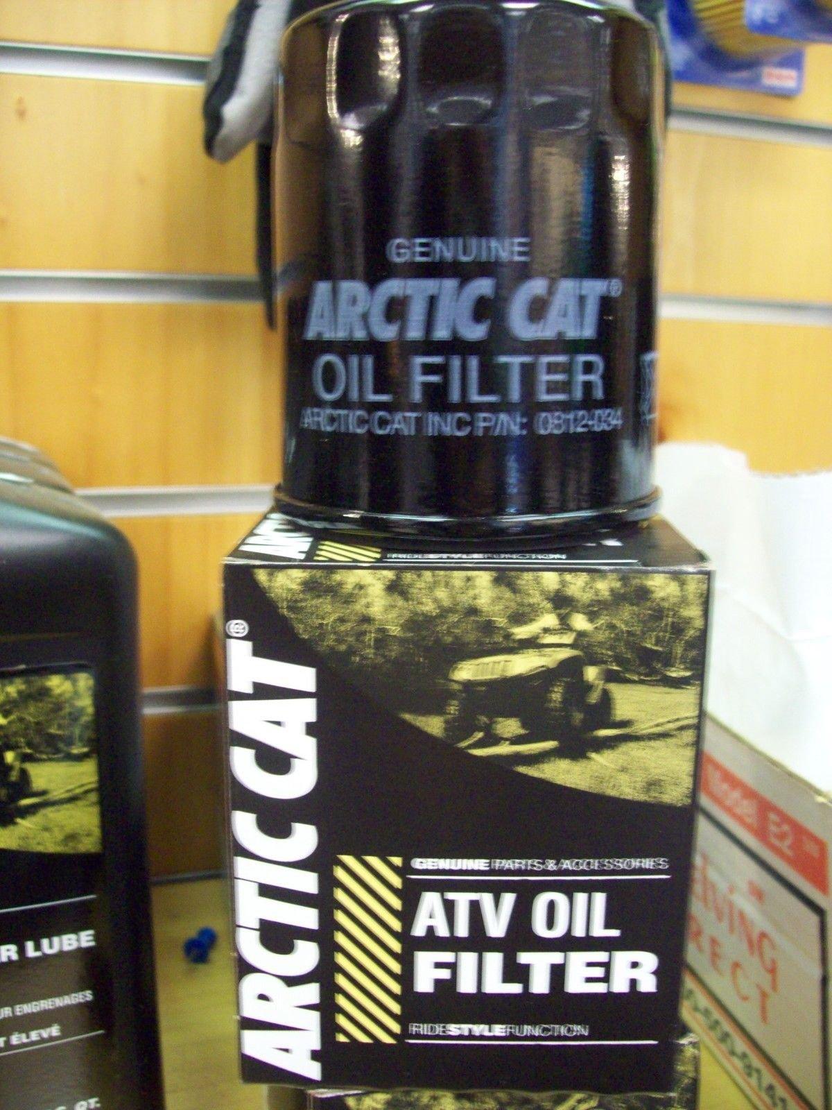 Arctic Cat Oil Filter '96-'15 0812-034